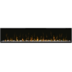 Focar electric liniar Ignite XL 100 Dimplex Optiflame MultiFire XD Negru cu sunet